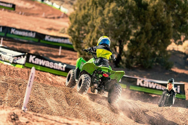 2020 Kawasaki KFX 50 in Mount Pleasant, Michigan - Photo 7
