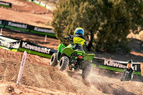 2020 Kawasaki KFX 50 in Evanston, Wyoming - Photo 7