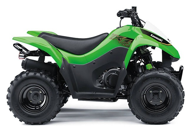 2020 Kawasaki KFX 90 in Bellevue, Washington - Photo 1