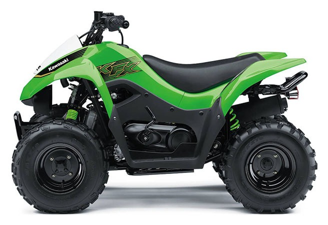 2020 Kawasaki KFX 90 in Woodstock, Illinois - Photo 2