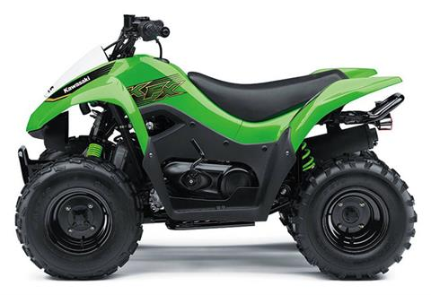 2020 Kawasaki KFX 90 in Athens, Ohio - Photo 2