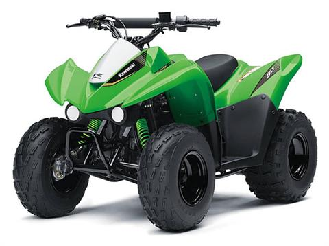 2020 Kawasaki KFX 90 in Evanston, Wyoming - Photo 3