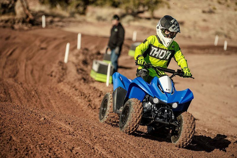 2020 Kawasaki KFX 90 in Evanston, Wyoming - Photo 4