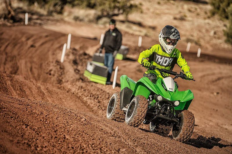 2020 Kawasaki KFX 90 in Payson, Arizona - Photo 5
