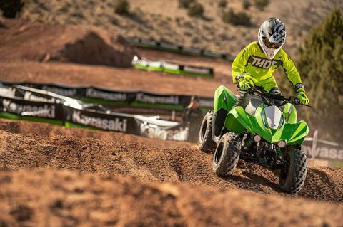 2020 Kawasaki KFX 90 in Evanston, Wyoming - Photo 8