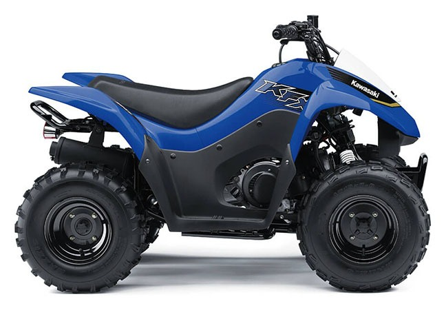 2020 Kawasaki KFX 90 in Tulsa, Oklahoma - Photo 1