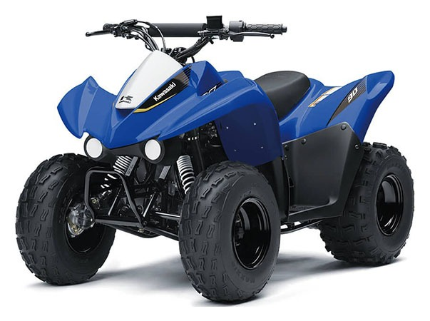 2020 Kawasaki KFX 90 in Woonsocket, Rhode Island - Photo 3