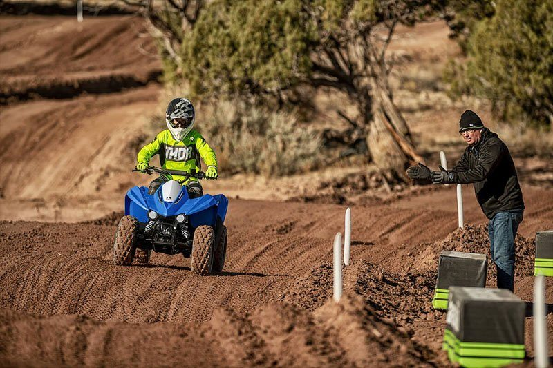 2020 Kawasaki KFX 90 in Payson, Arizona - Photo 6