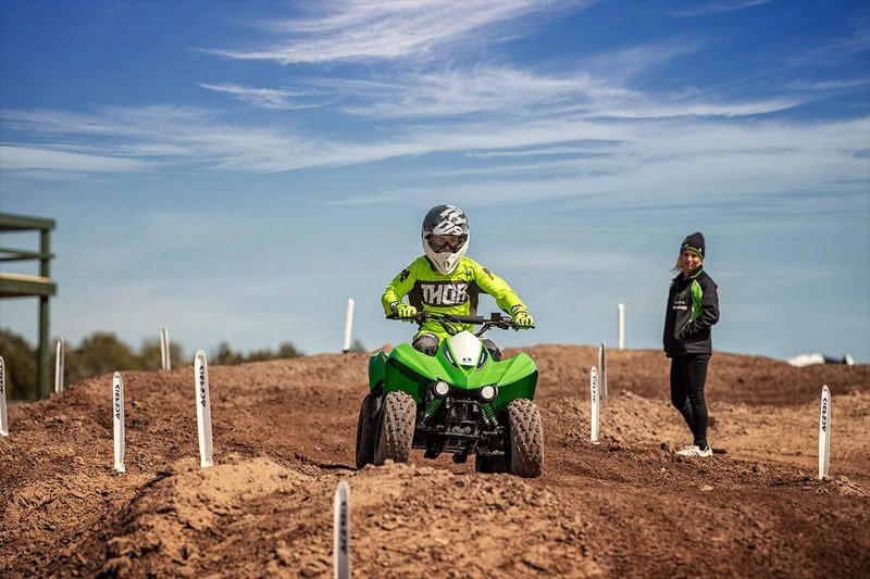 2020 Kawasaki KFX 90 in Lancaster, Texas - Photo 7