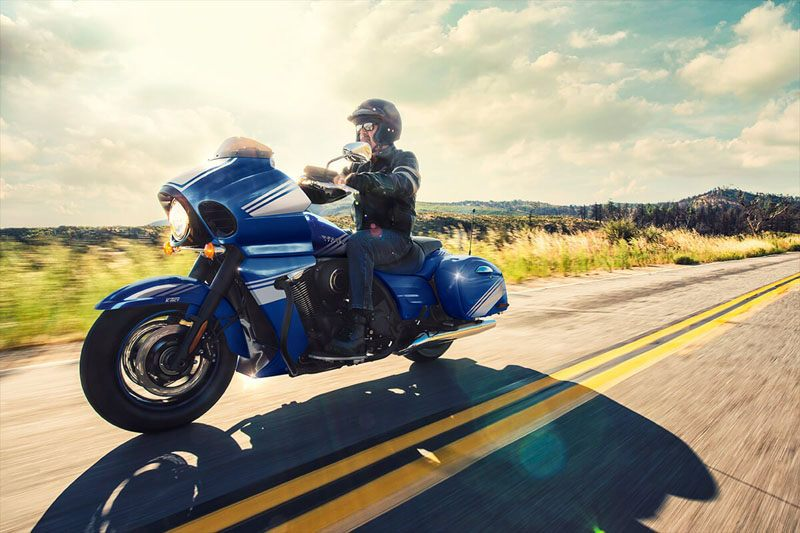 2020 Kawasaki Vulcan 1700 Vaquero ABS in Bellevue, Washington - Photo 4