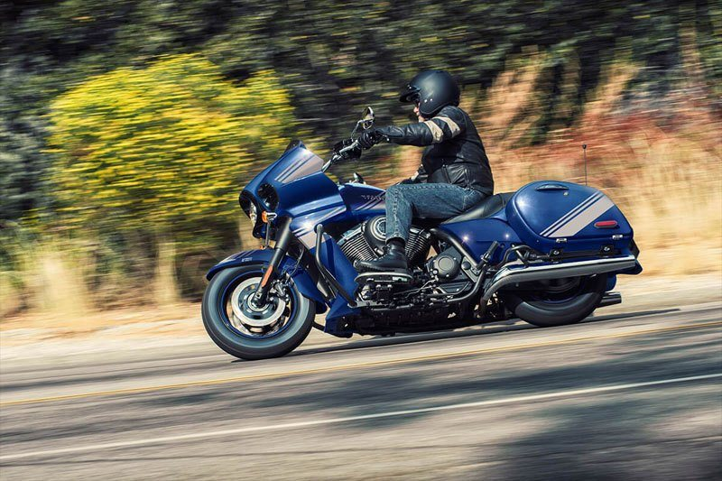 2020 Kawasaki Vulcan 1700 Vaquero ABS in Jamestown, New York - Photo 5