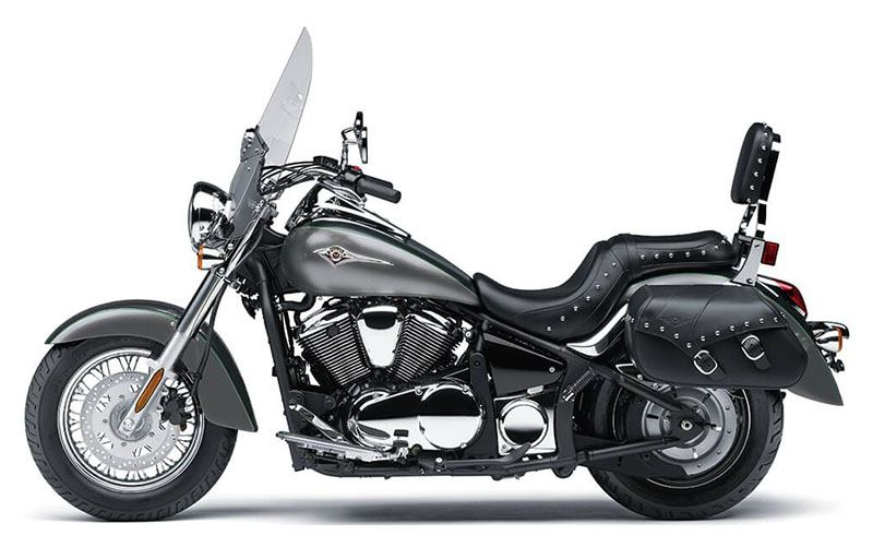 2020 Kawasaki Vulcan 900 Classic LT in Jamestown, New York - Photo 2