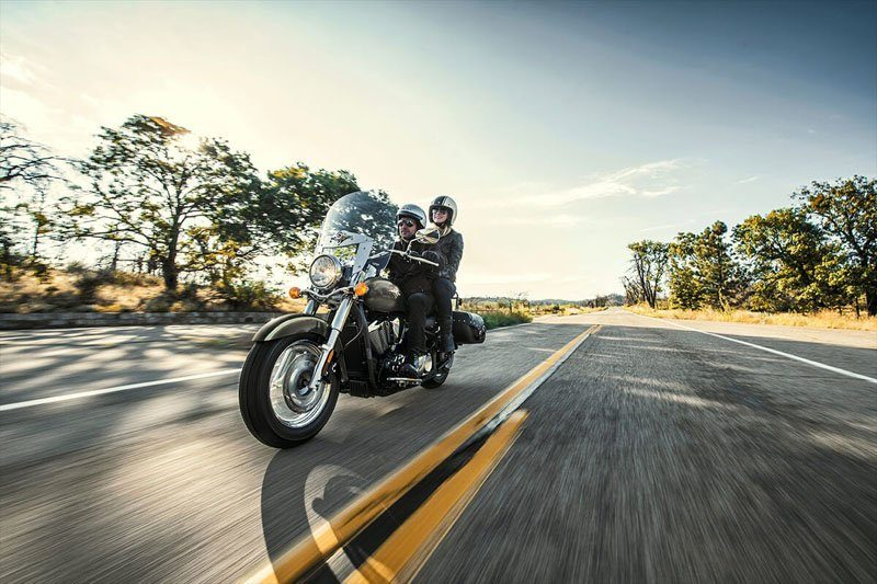 2020 Kawasaki Vulcan 900 Classic LT in Sacramento, California - Photo 4