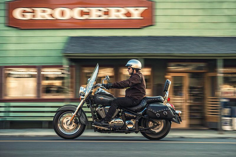 2020 Kawasaki Vulcan 900 Classic LT in Cambridge, Ohio - Photo 5