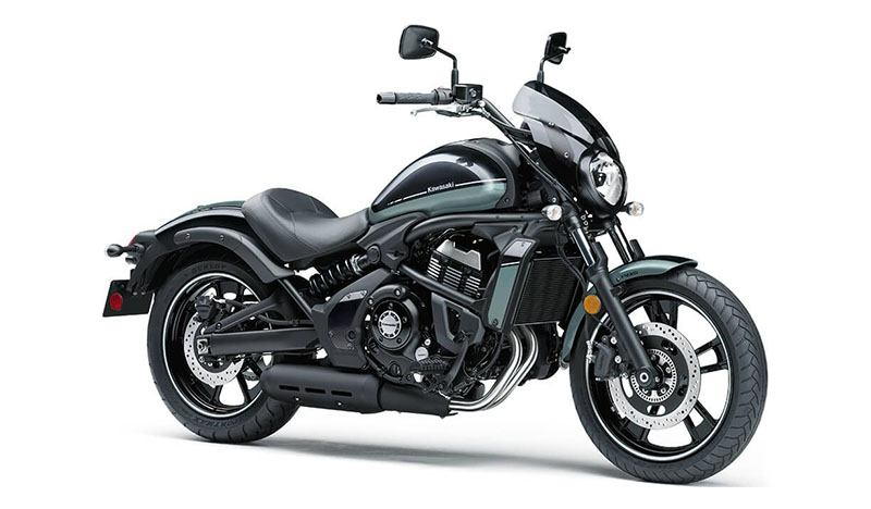 2020 Kawasaki Vulcan S ABS Café in Bennington, Vermont - Photo 3
