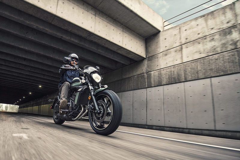 2020 Kawasaki Vulcan S ABS Café in Iowa City, Iowa - Photo 4