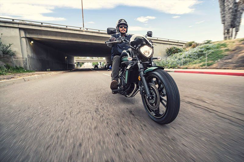 2020 Kawasaki Vulcan S ABS Café in Mount Pleasant, Michigan - Photo 6