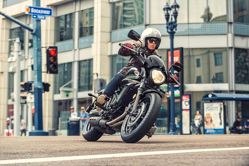 2020 Kawasaki Vulcan S ABS Café in Mount Pleasant, Michigan - Photo 8