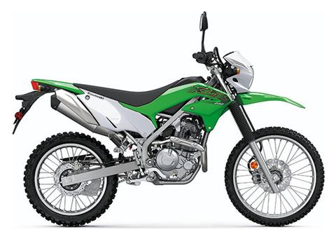 2020 Kawasaki KLX 230 ABS in Moses Lake, Washington - Photo 1