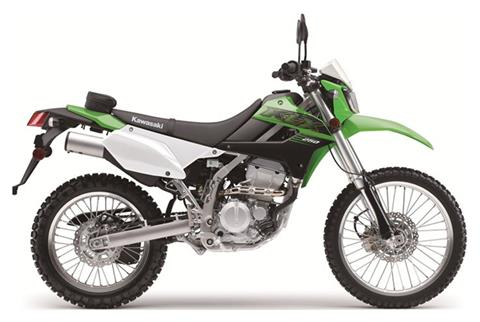 2020 Kawasaki KLX 250 in Ukiah, California