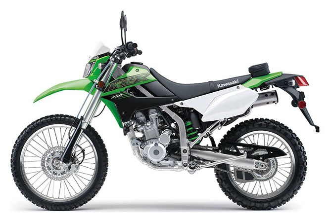 2020 Kawasaki KLX 250 in Huron, Ohio - Photo 2