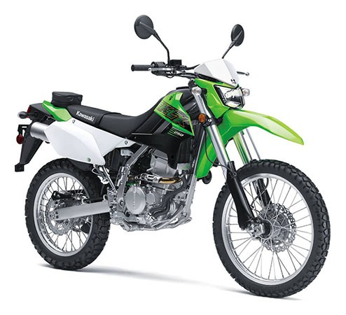 2020 Kawasaki KLX 250 in Herrin, Illinois - Photo 3
