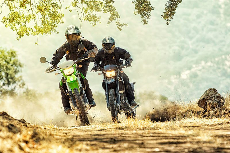 2020 Kawasaki KLX 250 in Sacramento, California - Photo 4