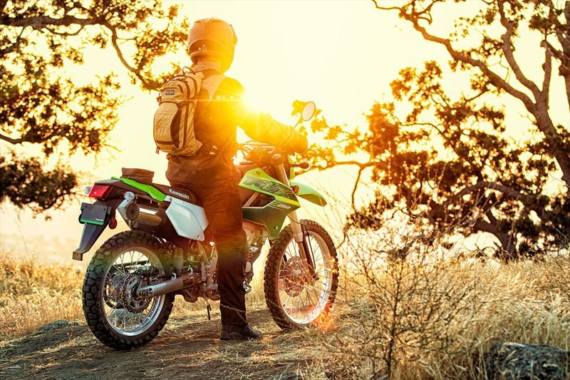 2020 Kawasaki KLX 250 in Belvidere, Illinois