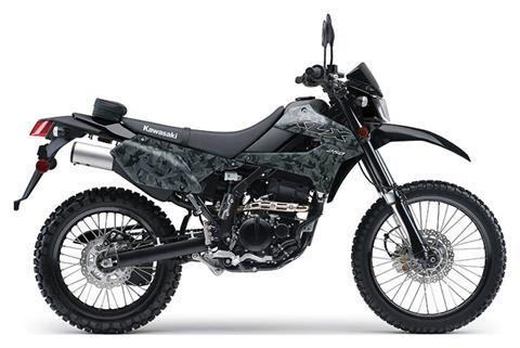 2020 Kawasaki KLX 250 Camo in Northampton, Massachusetts