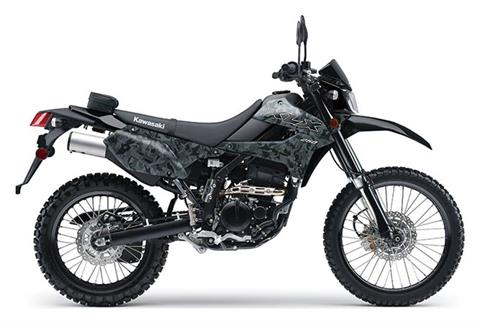 2020 Kawasaki KLX 250 Camo in South Paris, Maine - Photo 1
