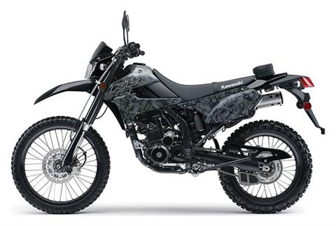 2020 Kawasaki KLX 250 Camo in San Francisco, California - Photo 2