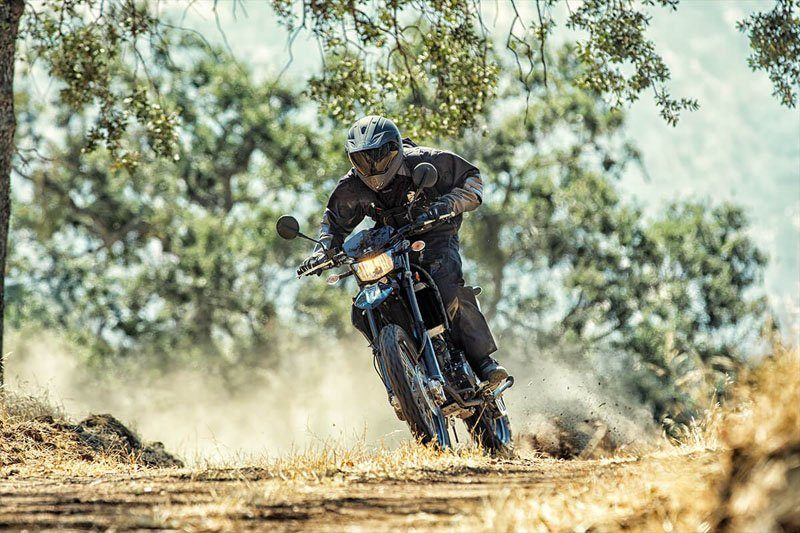 2020 Kawasaki KLX 250 Camo in Sacramento, California - Photo 4