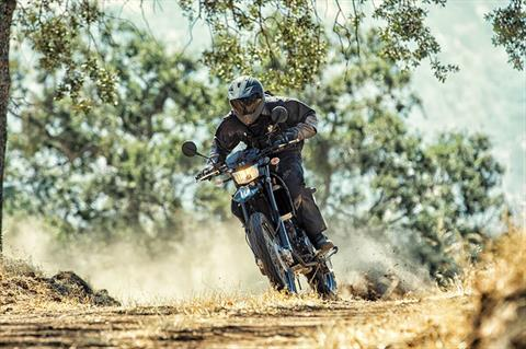 2020 Kawasaki KLX 250 Camo in Redding, California - Photo 4