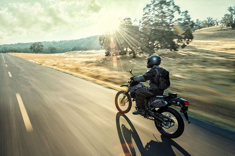 2020 Kawasaki KLX 250 Camo in Redding, California - Photo 5