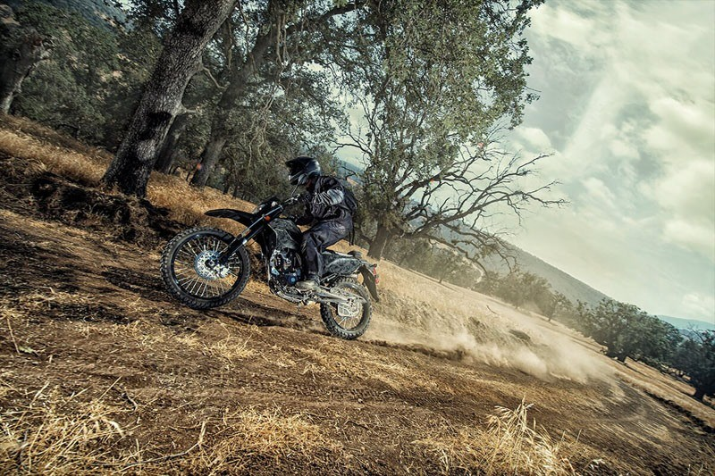 2020 Kawasaki KLX 250 Camo in Redding, California - Photo 6