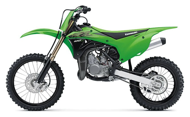 2020 Kawasaki KX 100 in Marietta, Ohio - Photo 2