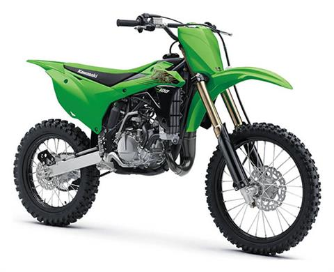2020 Kawasaki KX 100 in Herrin, Illinois - Photo 3