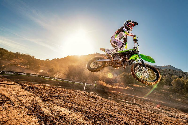 2020 Kawasaki KX 100 in Howell, Michigan - Photo 4