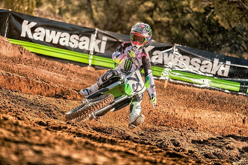 2020 Kawasaki KX 100 in Sacramento, California - Photo 5