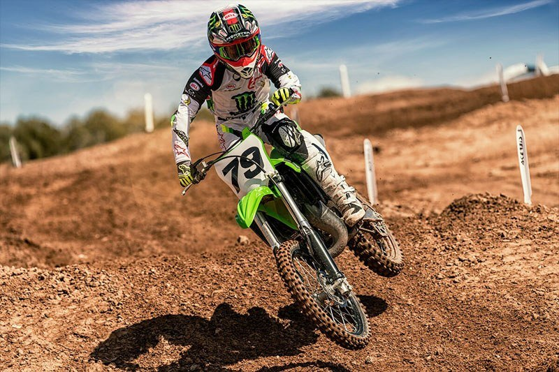 2020 Kawasaki KX 100 in Howell, Michigan - Photo 6