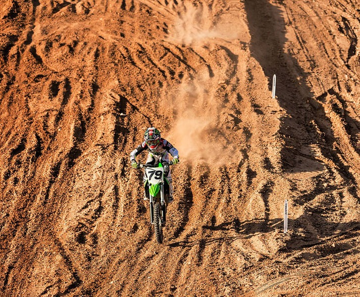2020 Kawasaki KX 100 in Sacramento, California - Photo 8