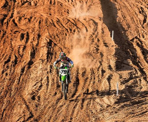 2020 Kawasaki KX 100 in Dalton, Georgia - Photo 8
