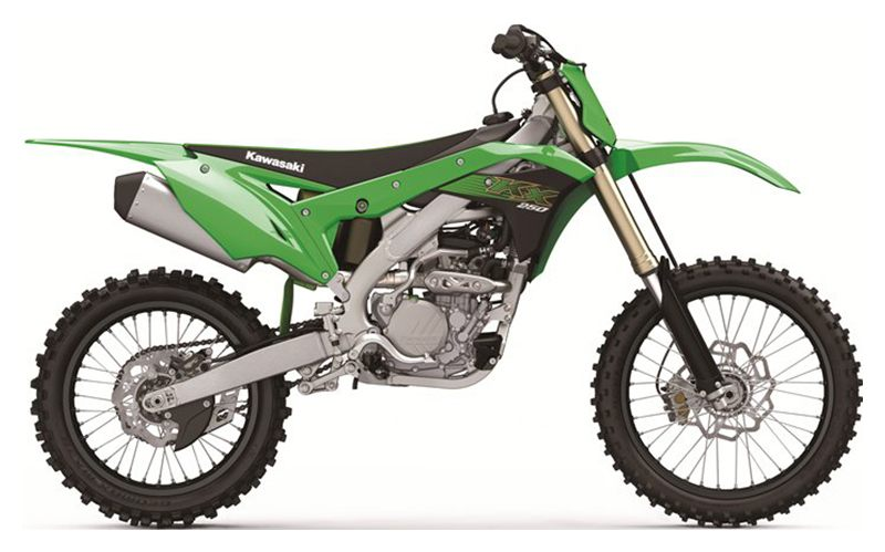 2020 Kawasaki KX 250 in Howell, Michigan - Photo 1