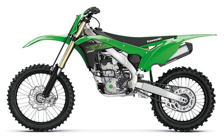 2020 Kawasaki KX 250 in Howell, Michigan - Photo 2