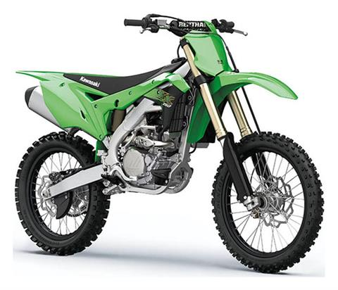 2020 Kawasaki KX 250 in Gaylord, Michigan - Photo 3