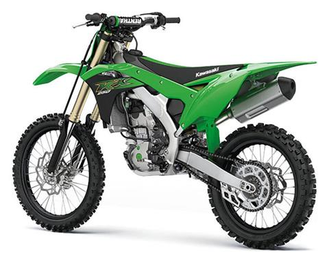 2020 Kawasaki KX 250 in Howell, Michigan - Photo 4