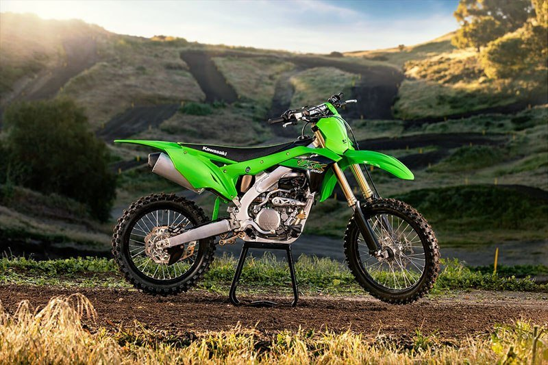 2020 Kawasaki KX 250 in O Fallon, Illinois - Photo 5