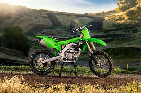 2020 Kawasaki KX 250 in Howell, Michigan - Photo 5