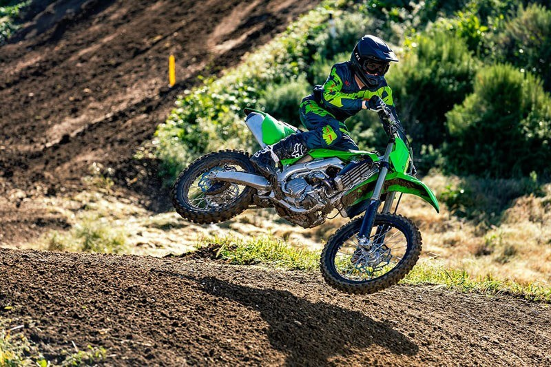 2020 Kawasaki KX 250 in West Burlington, Iowa - Photo 6