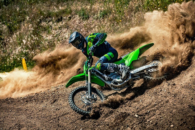 2020 Kawasaki KX 250 in Moses Lake, Washington - Photo 7
